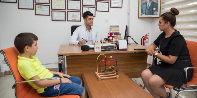 """Mersin Büyükşehir'den Öğrencilere """"Okula Uyum Grup Terapisi"""""""