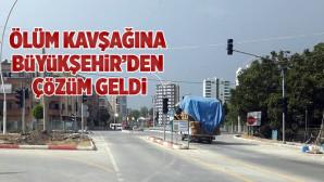 Tarsus'ta ki Ölüm Kavşağına Çözüm Geldi