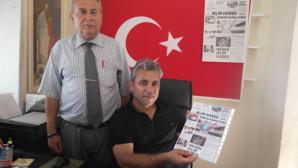 Tarsus 'ta İKLİM HABER  Gazetesi Yayın Hayatına Başladı