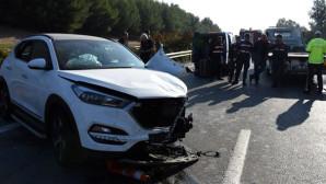Milli Takım Antrenörü trafik kazasında hayatını kaybetti