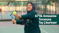 Tarsus Tenis Kort'u İstiyor