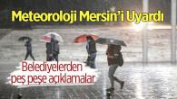 Meteoroloji den Uyarı
