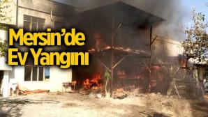 Heleke'de Yangın
