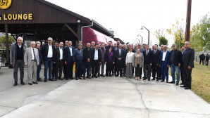 CHP TARSUS İLÇE TEŞKİLATINDAN BİRLİK VE BERABERLİK TOPLANTISI