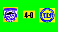 Tarsus İdman Yurdu Deplasmanda Kayıp 0-4
