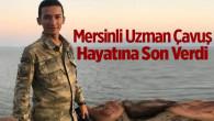 Mersin Anamurlu Uzman Çavuş Yasin Sarı İzmir'de İntihar Etti
