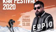 EYPİO, TOROSLAR KAR FESTİVALİ'NDE