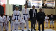 Öncü Arıkan Karate Kulübü Madalyadan Madalya ya Koşuyor