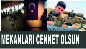 İdlib'de şehit olan 33 kahramanımızdan 4'ünün isimleri şöyle: