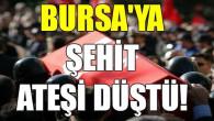 İdlib'deki kalleş saldırıda şehit düşen kahraman Mehmetçiklerden birinin Bursalı olduğu öğrenildi.
