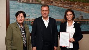 Başkan Seçer, Kadın Dostu Kent Taahütnamesini İmzaladı