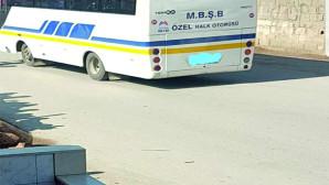 Mersin büyük şehir  Belediyesi bünyesinde  özel halk otobüslerinin keyfi muameleleri devam ediyor.