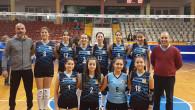Tarsus Beledıye Spor kız takımı, Adana Voleybol u 3-1 yendi