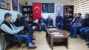 TADER ŞEHİTLERİMİZ İÇİN KUR'AN OKUTTU