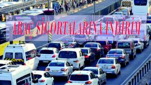 Sigorta şirketleri, koronavirüs nedeniyle trafik ve kasko sigortasında yüzde 30'u aşan indirim yaptı