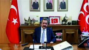 MHP İstanbul Milletvekili Feti Yıldız koronavirüse yakalandı