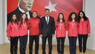 """Tuna: """"19 Mayıs kurtuluş meşalesinin yakıldığı gündür"""""""
