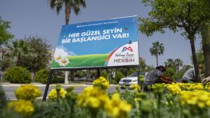 """MERSİN'DE """"GÜZEL ŞEYLERİN BAŞLANGICI"""" KADINLARIN ELİNDEN ÇIKIYOR"""