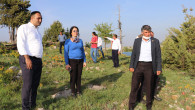 TOROSLAR'DA PARK VE YEŞİL ALANLAR YAZA HAZIRLANIYOR