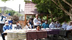 TARSUS BELEDİYESİ'NDEN KIRSAL MAHALLELERE TURİZM VE KALKINMA HAMLESİ