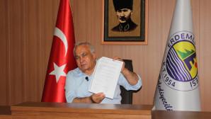 """Başkan Mükerrem Tollu, """"TOKİ'de 10 Yıldır Taksidi Ödemeyenler Var """""""