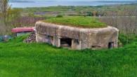 350 bin ton çimentoyla yapılan gizli savunma hattı, birçok askere mezar oldu
