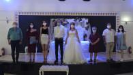 Erdemli Belediyesi'nden Kontrollü Düğün