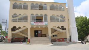 Erdemli Belediyesi'nden Hacıalanı Merkez Camisine Düzenleme