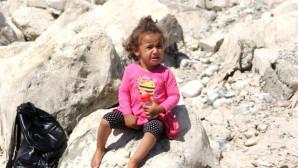 Anneanne intihar etmek istedi, 3 yaşındaki torunu gözyaşlarına boğuldu