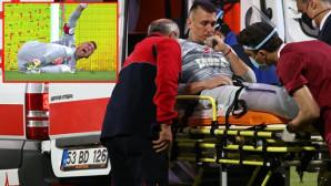 Çaykur Rizespor – Galatasaray maçında sakatlanan Muslera'nın ayağında iki kırık tespit edildi