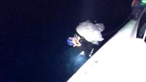 Son dakika: Balıkesir Ayvalık'ta mültecileri taşıyan bot battı