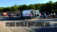 Otobüs Kazasında 5 Askerimiz Şehit Oldu