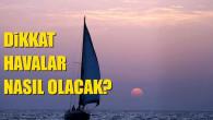 Mersin Tarsus Hava Durumu!