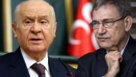 Bahçeli'den Orhan Pamuk'a Ayasofya tepkisi: Her zerresi dikenle sarılmış Pamuk