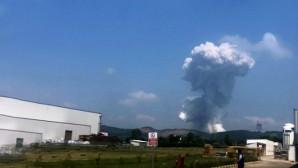 İçişleri Bakanlığı, havai fişek fabrikasındaki patlamaya ilişkin soruşturma başlattı