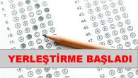 Liselere Giriş Sınavı Yerleştirme Sonuçları Açıklandı