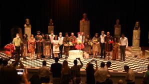 Tarsus'ta Tiyatro Hasreti Ezop Adlı Eser İle Sona Erdi.