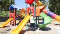 Toroslar Belediyesi Parkları Yeniliyor