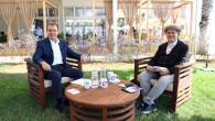 Başkan Seçer, Sun TV Ekranlarında Gündemi Değerlendirildi
