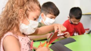 Toroslar Belediye'si Okul Öncesi Eğitime Destek