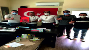 Yeniden Refah Partisinden İklimhaber Gazetesine Ziyaret