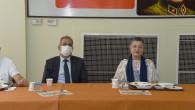 Başkan Bozdoğan Türk Rakipler Birliği Konsey Başkanı Ve Üyeleri İle Bir Araya Geldi