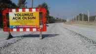 Tarsus'ta Üç Mahallede Sorun Yaratan Yollar Asfaltlandı