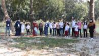 Özel Çocuklar İçin Tarsus Gençlik Kampı'nda Özel Bir Gün