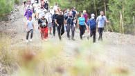 Toroslar Cumhuriyet Doğa Yürüyüşü'ne Hazır