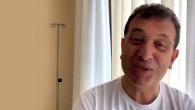 Koronavirüs Test Sonucu Pozitif Çıkan İmamoğlu Hastaneden 1,5 Dakikalık Video Yayınladı: Durumum iyi