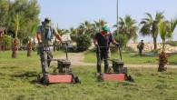 Erdemli Belediyesi Genel Bakım Çalışmaları Sürüyor