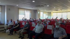 Erdemli Belediyesi, Ekim Ayı Meclis Toplanısını Gerçekleştirdi