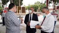 Tarsus'tan İzmir'e Toplam 6 Tır Yardım Malzemesi Gönderildi