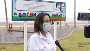 Mersin Büyükşehir Hiçbir Mahalleyi Parksız Bırakmıyor